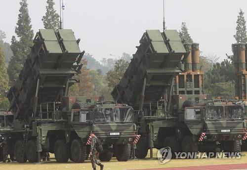 패트리엇(PAC-2) 미사일