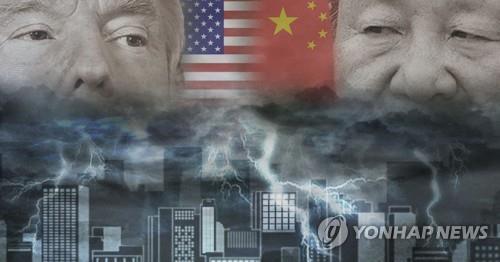 미·중 무역전쟁이 도널드 트럼프 미국 대통령과 시진핑 중국 국가주석의 강대강 대결로 격화하면서 불확실성 증폭에 경기침체를 두려워하는 시장 반응이 점점 더 높은 수위로 관측되고 있다. [정연주 제작] 사진합성