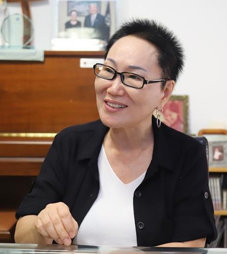 이찬해 프놈펜국제예술대 총장