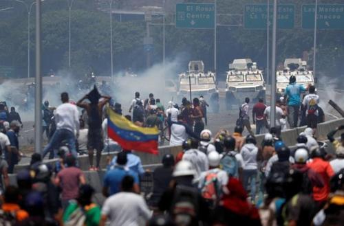 베네수엘라 反마두로 시위