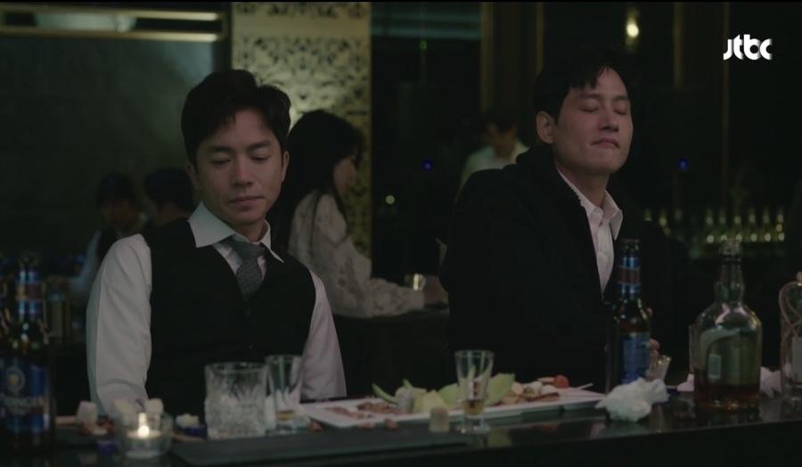 '부부의 세계' 이태오(오른쪽)와 손제혁