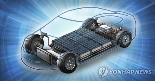 2차전지 배터리 탑재 차량
