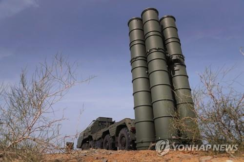 러시아제 S-400 지대공 미사일