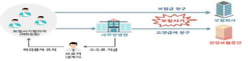 '보험 사기 근절'금융 감독원 신설 / 건보 공사 공동 조사 협의회 (종합)