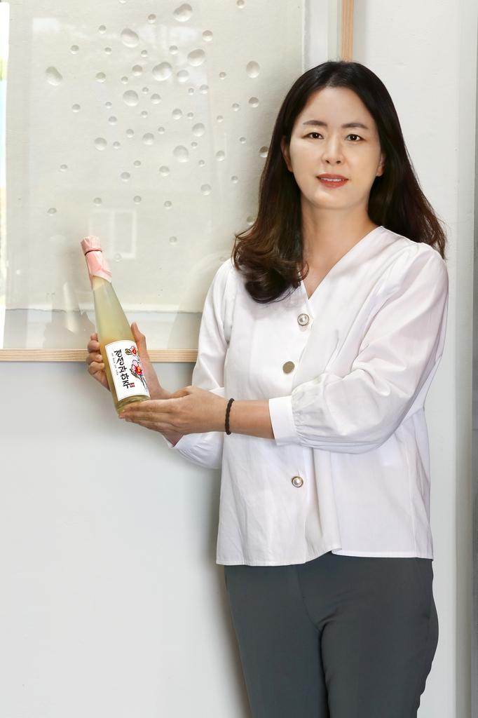 술아원 강진희 대표 [사진/전수영 기자]