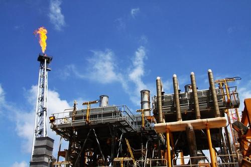 SK이노베이션이 원유를 생산하고 있는 베트남 15-1 해상 광구