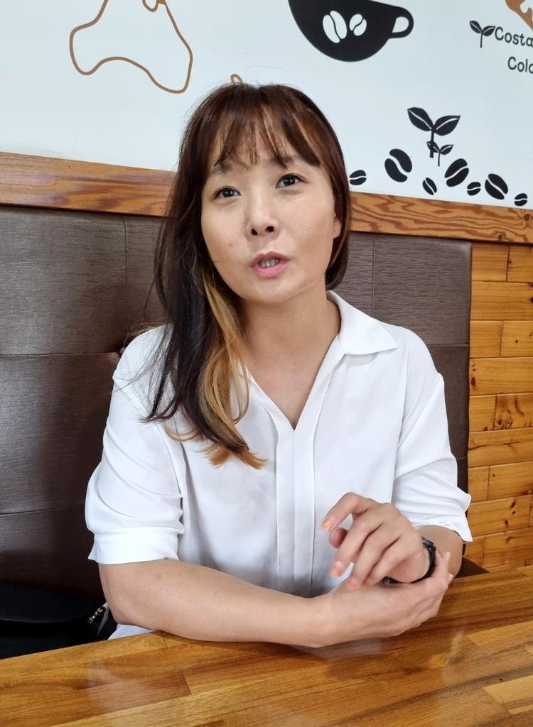 '경증치매노인 원예치료 자원봉사' 전명주 씨