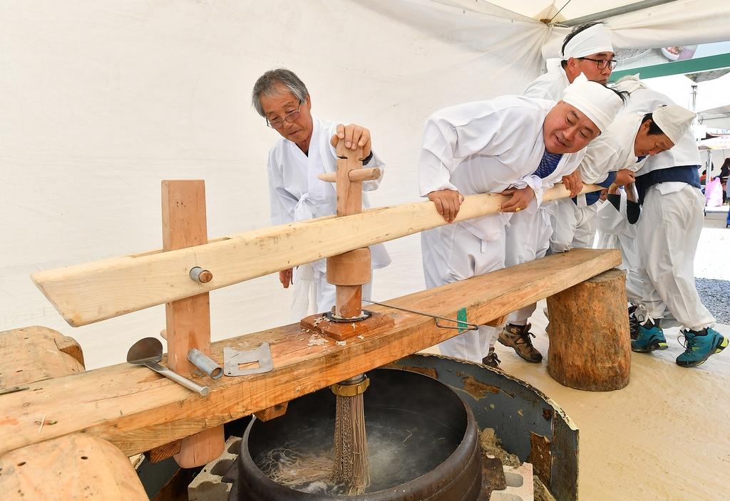 정선 토속음식 축제