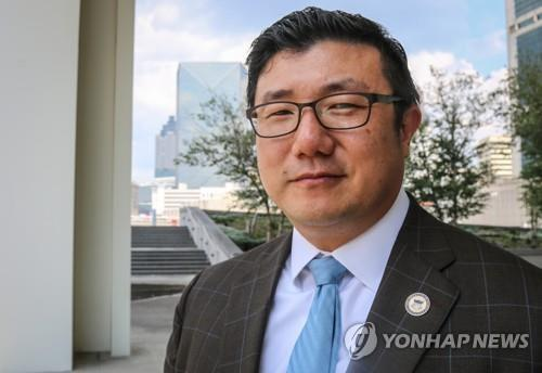 지난 1월 돌연 사임한 박병진 전 조지아 북부 연방검사장