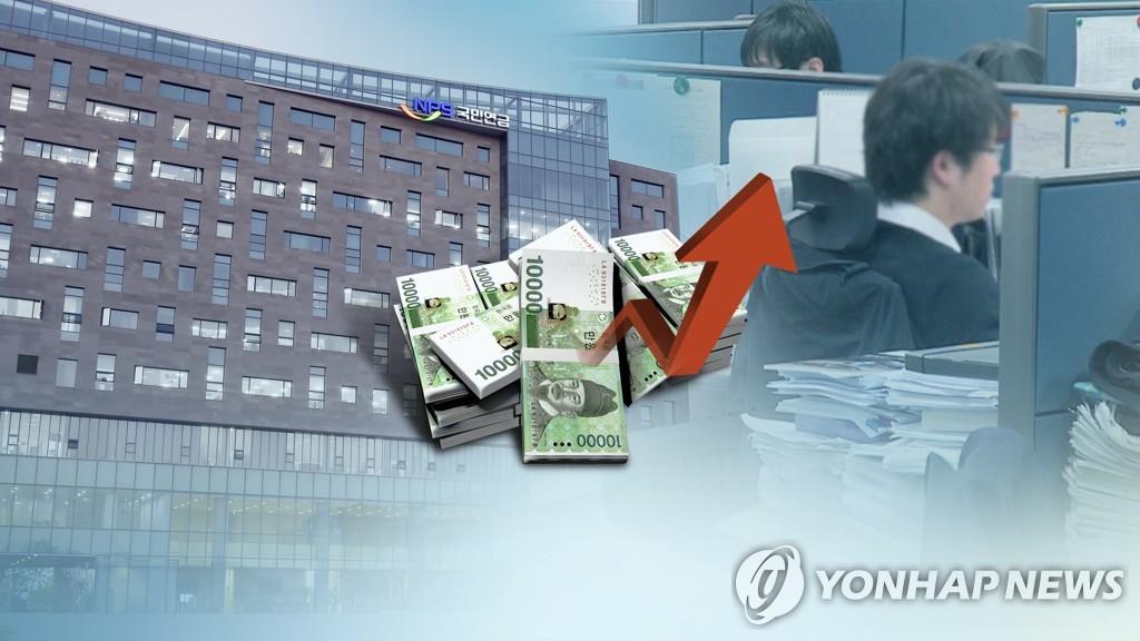 보험료율 인상 (CG) [연합뉴스TV 제공]