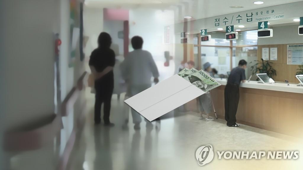 의료비 '본인부담상한제' 개편…소득별 형평성 조정 (CG)