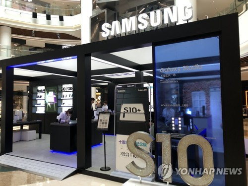 Samsung again backtracks in China's smartphone market in Q2