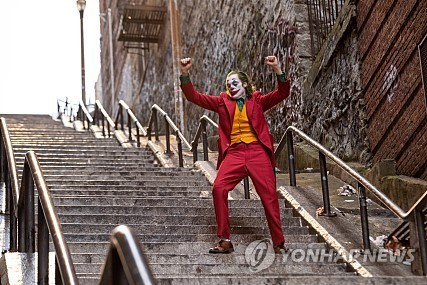 Award-winning 'Joker' tops 5 mln in attendance in S. Korea