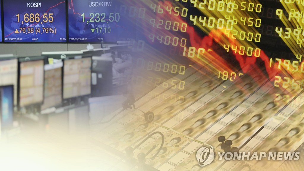 Korea's money supply spikes by most in 4 years in Feb. - 1