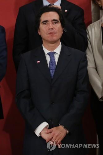 이그나시오 브리오네스 칠레 재무장관