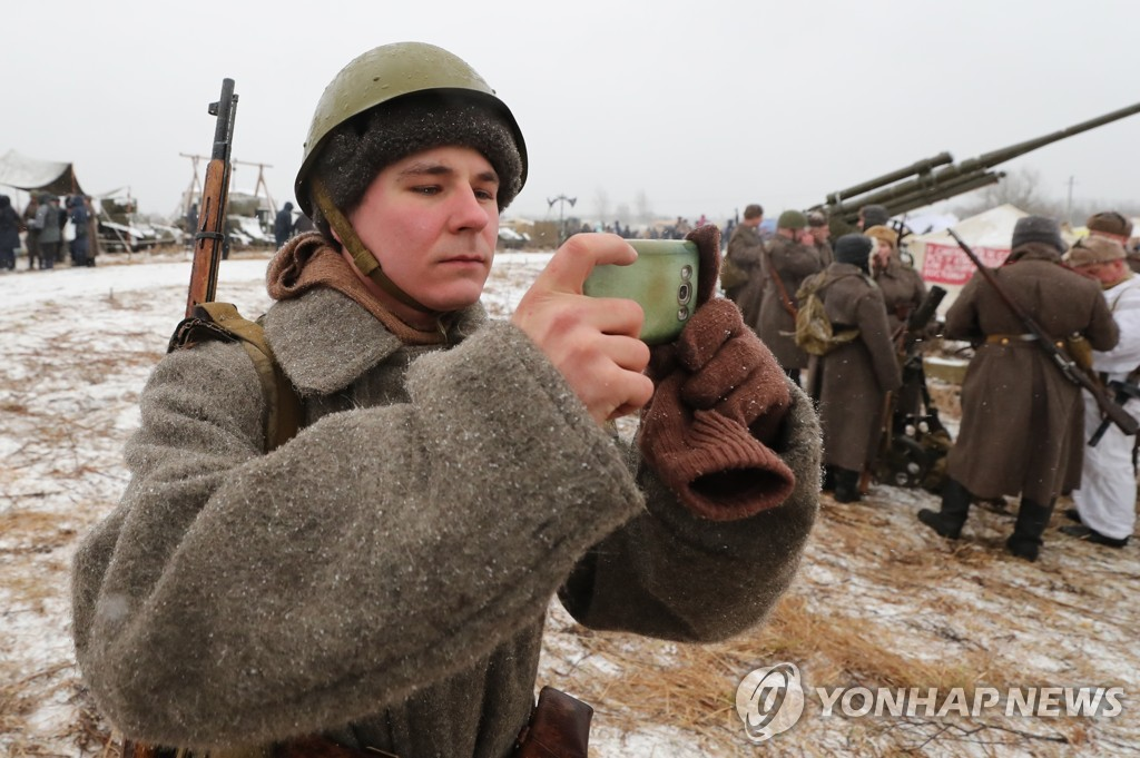 Leningrad Region military and historical festival marks 76th anniversary of lifting of WWII Leningrad Siege