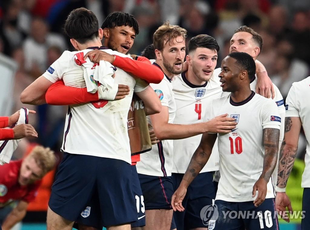 잉글랜드 선수들