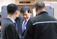 (LEAD) Prosecutors seek arrest warrant for Samsung BioLogics CEO in accounting scandal