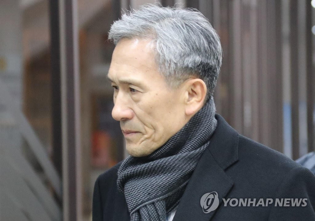 Ancien ministre de la Défense Kim Kwan-jin (Photo d'archives Yonhap)