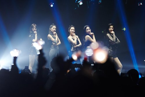 Red Velvet wraps up U.S. tour