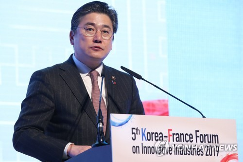 Korea-France innovation forum
