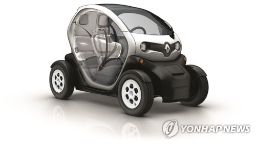 Renault Samsung to produce ultracompact Twizy EV from October