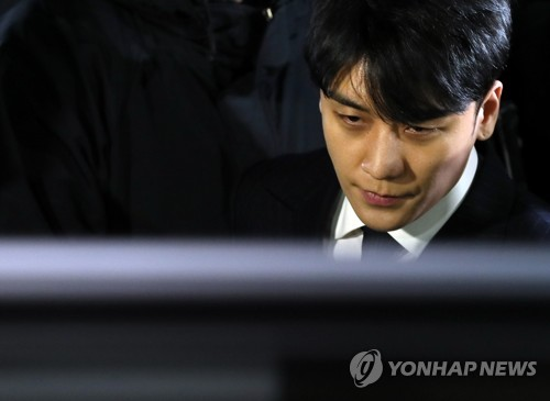 (LEAD) Seungri arranged prostitution services for some men: police