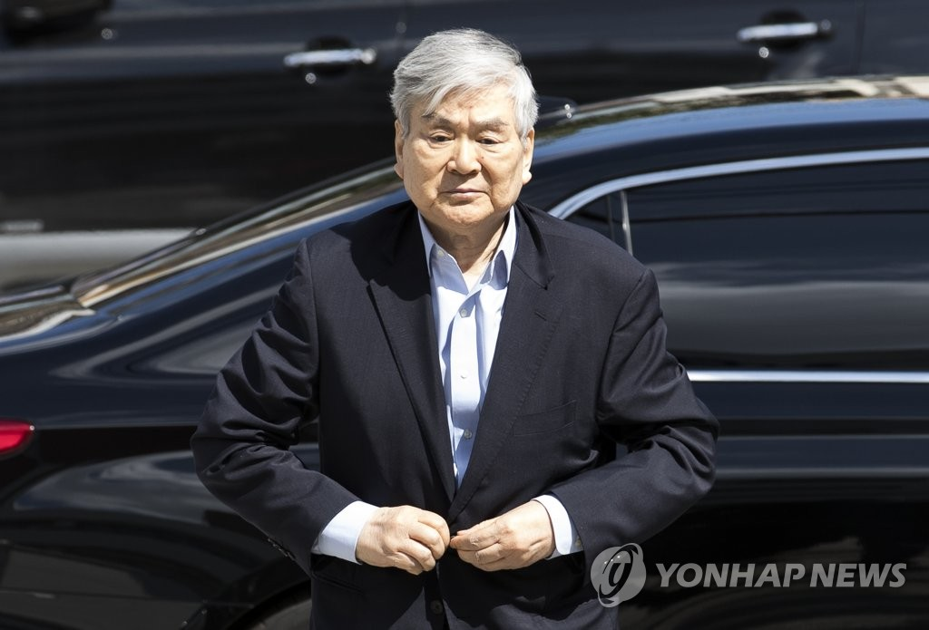 Korean Air Chairman Cho Yang-ho (Yonhap)