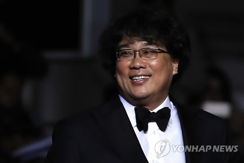 Bong Jun-ho à Cannes