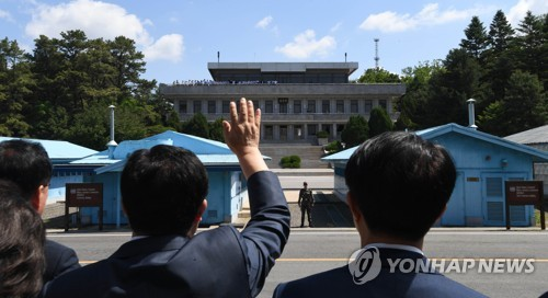 Panmunjom tours likely to resume once virus testing guarantees safety