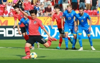 (U20 World Cup) S. Korea's Lee Kang-in wins Golden Ball as tournament MVP