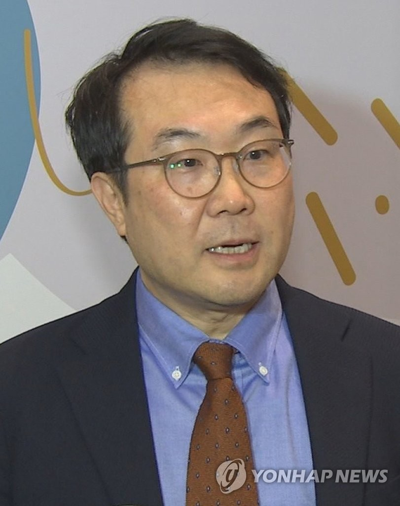 South Korea's chief nuclear envoy Lee Do-hoon (Yonhap)