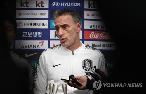 S. Korea coach laments draw vs. N. Korea in World Cup qualifying