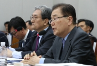 (LEAD) NSC reviews ways to create substantive progress in Korea peace process