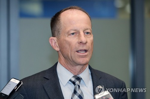 Top U.S. diplomat for Asia to meet Seoul officials amid looming GSOMIA expiry