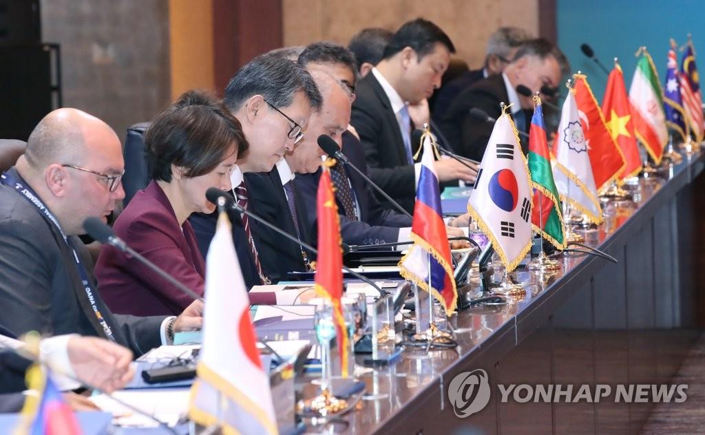 아시아·태평양 뉴스통신사 기구(OANA) 총회 발표 세션