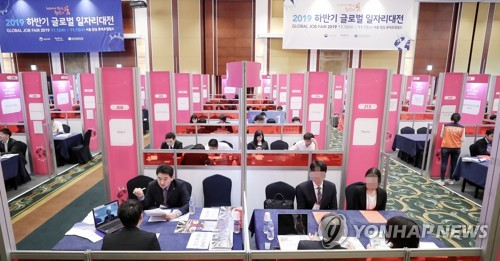 Global job fair