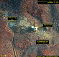 Activity continues at N. Korea's satellite launching site: experts