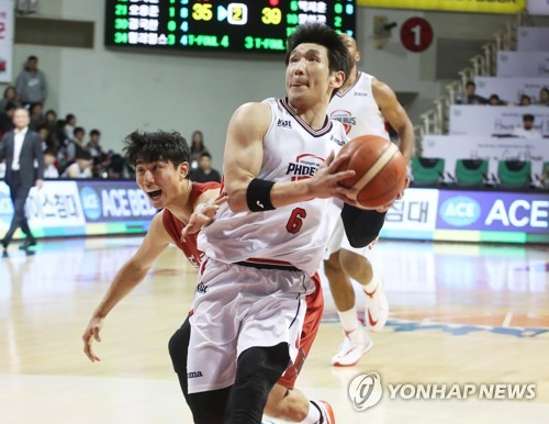 Four-time MVP in S. Korean men's basketball announces retirement