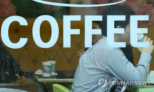 (Yonhap Feature) Once viewed as old-fashioned, coffee delivery gains traction amid contactless trend