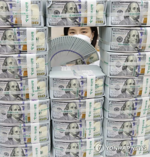 S. Korea's FX reserves climb to 3-month high in May