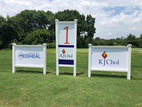 KJ Choi junior golf championship in U.S.