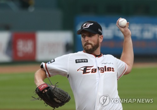 Confidence and command regained, KBO pitcher Chad Bell enjoys summer resurgence