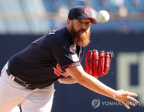 Mission accomplished: how Dan Straily became the best version of himself in KBO
