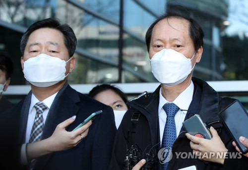 Injunction hearing over suspension of duty for top prosecutor