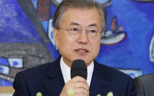 Moon says strong alliance behind continued dialogue mood with N. Korea